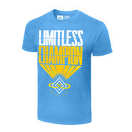 Keith Lee Limitless Champion Special Edition T-Shirt