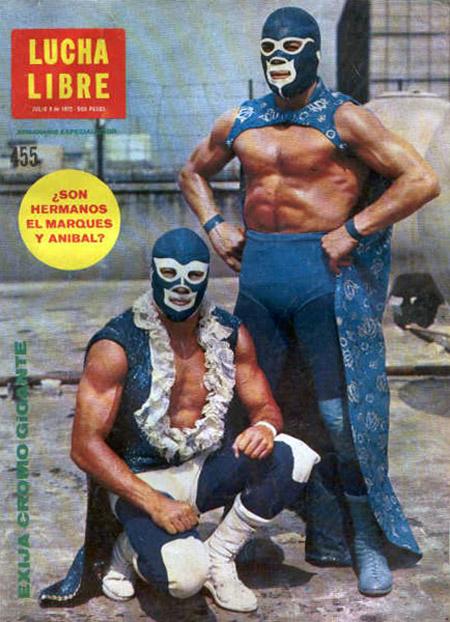 Lucha Libre 455