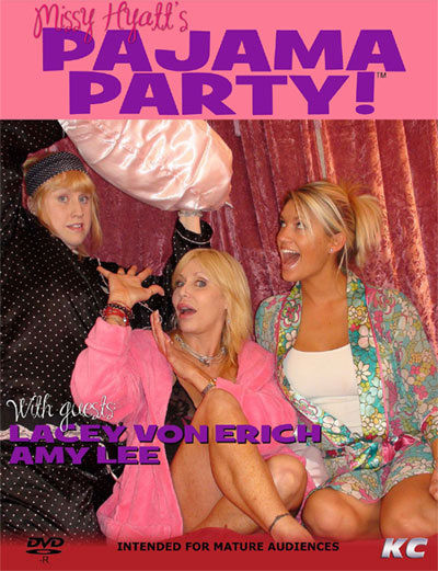 Missy Hyatt's Pajama Party