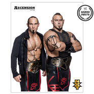 The Ascension Signed NXT Photo