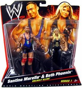 WWE Battle Packs 1