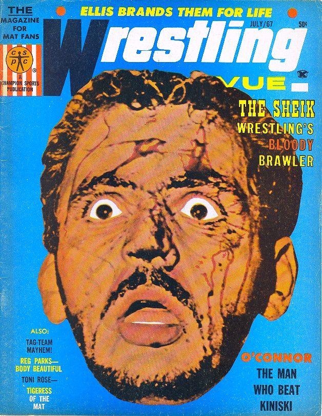 Wrestling Revue - July 1967