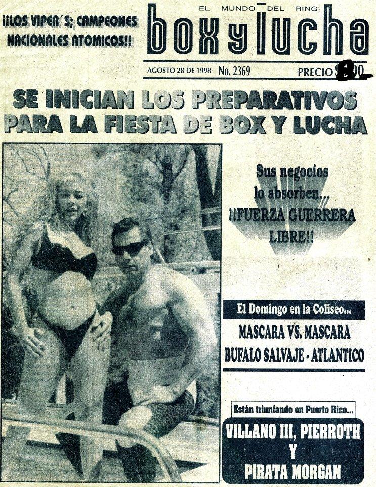 Box y Lucha 2369