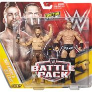Enzo & Big Cass - WWE Battle Packs 40