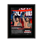 The Usos Royal Rumble 2018 10 x 13 Commemorative Photo Plaque.jpg