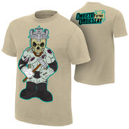 Triple H Zombie of Zombies T-Shirt