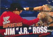 2001 WWF WrestleMania (Fleer) Jim Ross 32