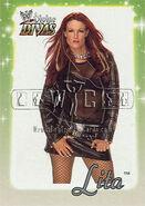 2003 Divine Divas (Fleer) Lita 14