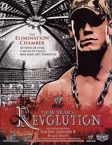 New Years Revolution 2006