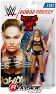 Ronda Rousey (WWE Series 101)