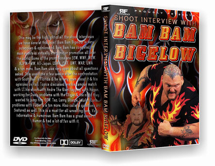 Shoot with Bam Bam Bigelow