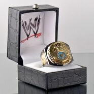 WWE Attitude Era Championship Finger Ring