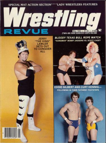 Wrestling Revue - May 1983
