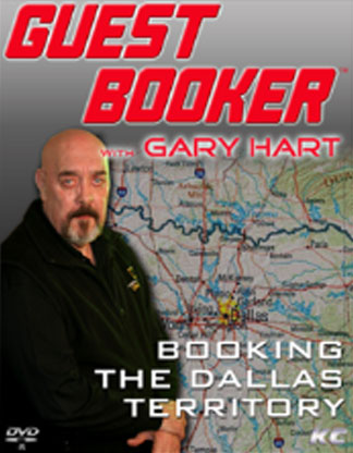 Guest Booker with Gary Hart