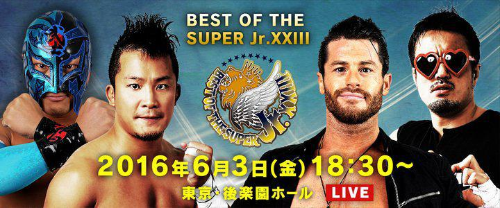 NJPW Best Of The Super Junior XXIII - Night 11