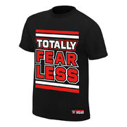 Nikki Bella Totally Fearless Youth Authentic T-Shirt