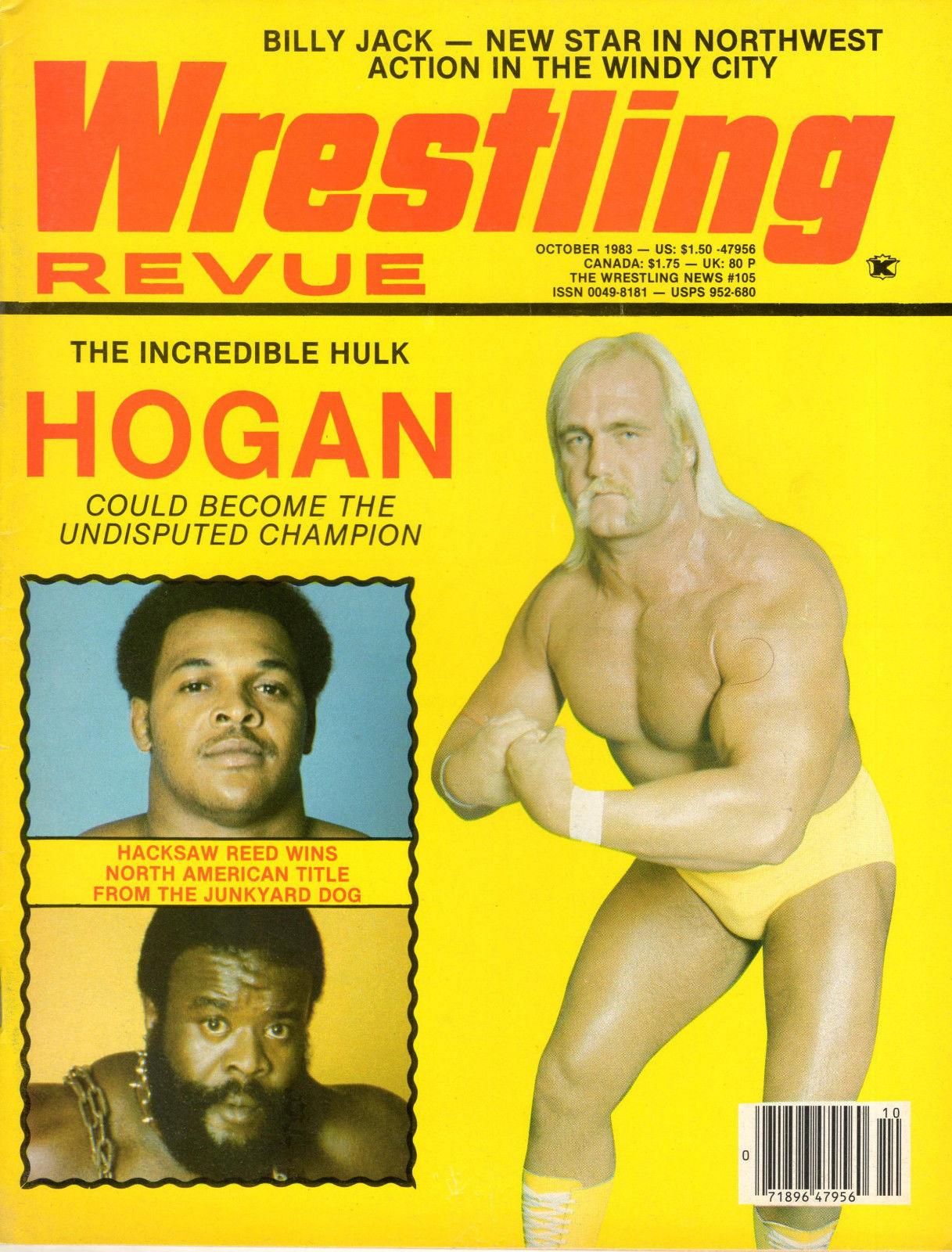 Wrestling Revue - October 1983