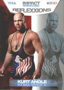 2012 TNA Impact Wrestling Reflexxions Trading Cards (Tristar) Kurt Angle 14