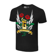 Angel Garza Lethal Lothario Authentic T-Shirt