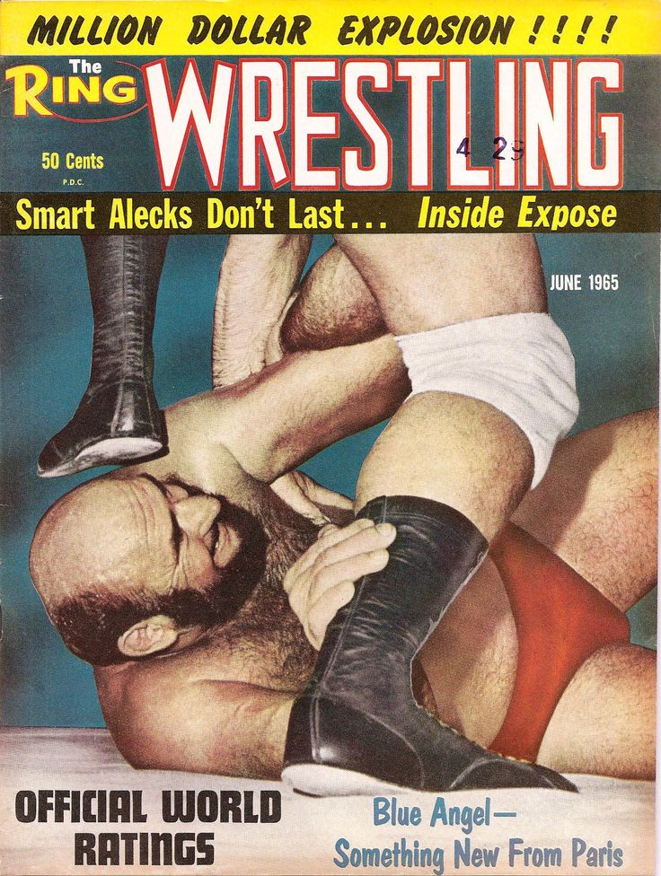 The Ring Wrestling - June 1965