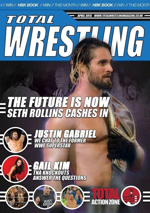 Total Wrestling - April 2015