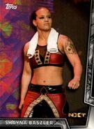 2018 WWE Women's Division (Topps) Shayna Bazler 43