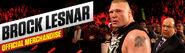 Brock Lesnar Merch poster