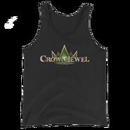 Crown Jewel Logo Unisex Tank Top