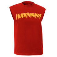 Hogan Hulkamania Red Muscle T-Shirt