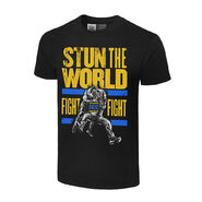 Kevin Owens Stun The World Authentic T-Shirt