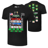 Money In The Bank 2020 8-Bit Tower T-Shirt