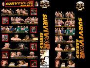 Survivor Series 2006 DVD