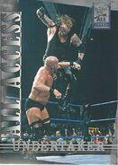 2002 WWF All Access (Fleer) Undertaker (No.33)