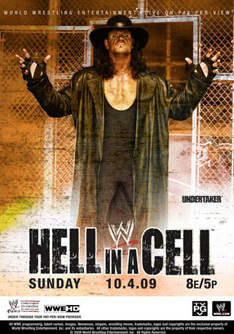 Hell in a Cell 2009