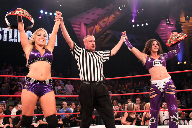 Impact Knockouts Tag Team Championship/Champion gallery