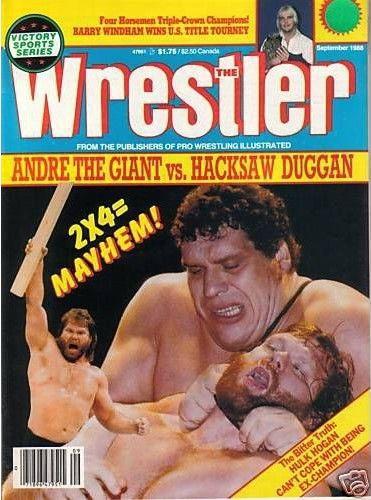 The Wrestler - September 1988