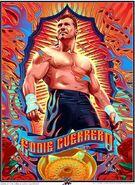 Eddie Guerrero Icons Of The Ring 18x24 Art Print