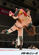 Ice Ribbon & Actwres girl'Z Joint Show 25