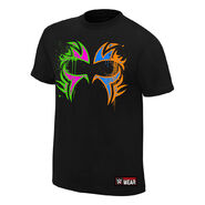 The Usos Play Hard in the Paint Authentic T-Shirt