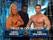 Chris Jericho Ken Shamrock