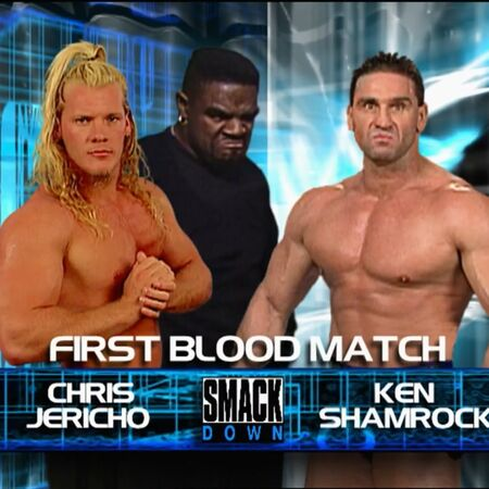 Chris Jericho Ken Shamrock.jpg