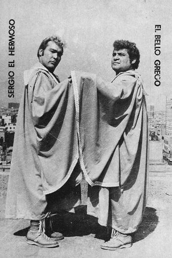 El Bello Greco and Sergio El Hermoso