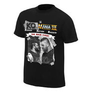 Kevin Owens KO-Mania 3 Authentic T-Shirt