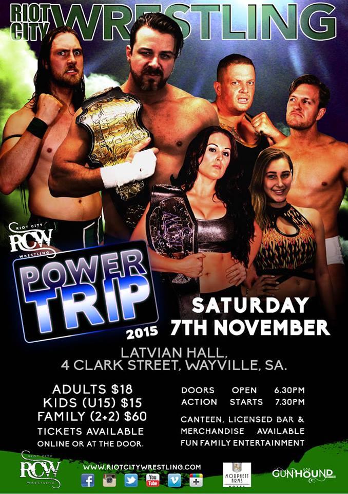 RCW Powertrip 2015