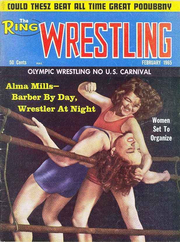 The Ring Wrestling - February 1965