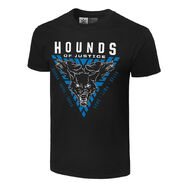 The Shield Hounds of Justice Authentic T-Shirt