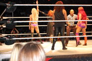 WWE House Show (September 6, 15' no.2) 2