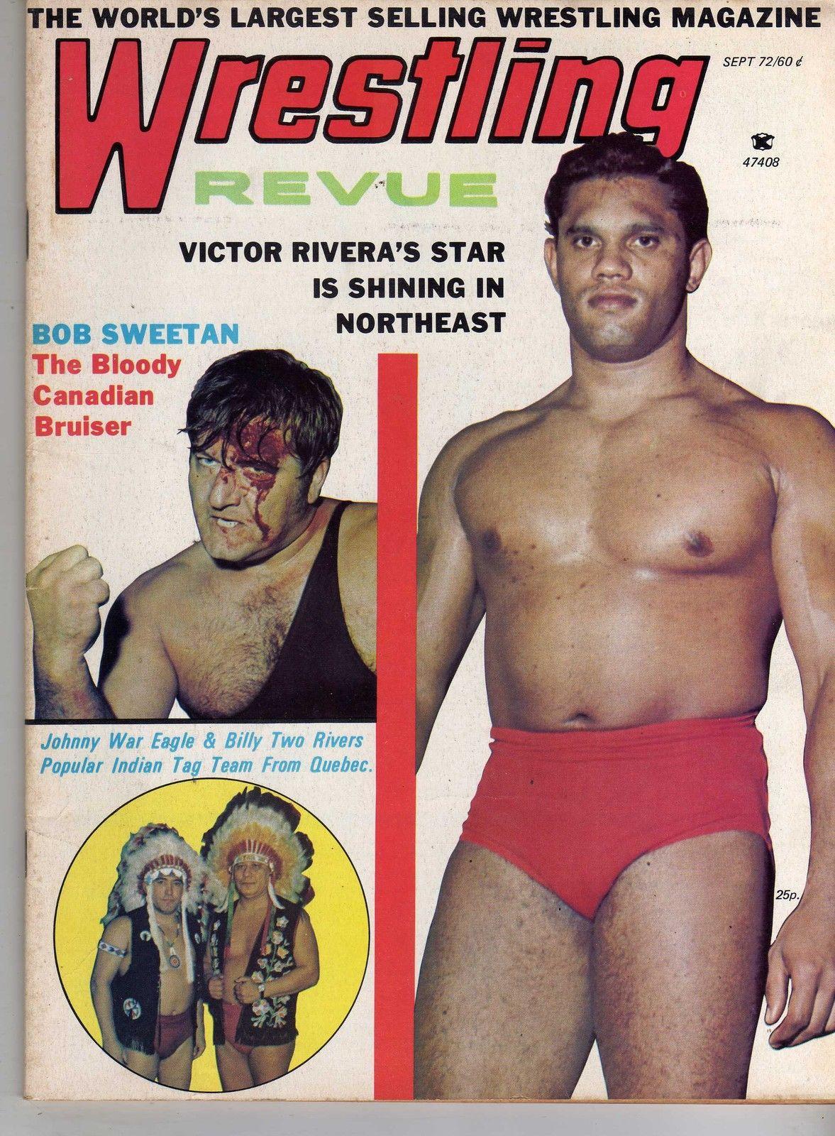 Wrestling Revue - September 1972