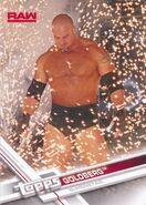 2017 WWE Wrestling Cards (Topps) Goldberg 18