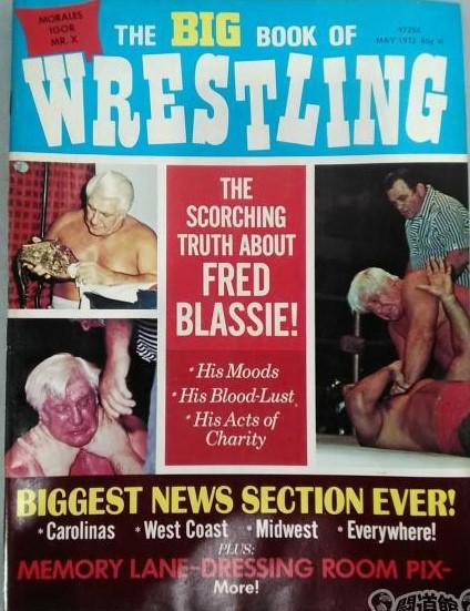Big Book of Wrestling - May 1972
